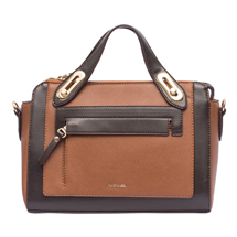 MATMAZEL TABA BROWN LADIES HANGBAG