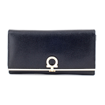 MATMAZEL BLACK SINGLE-COLORED CLUTCH