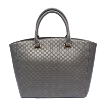 MATMAZEL GREY TEXTURED HANDBAG