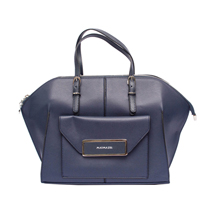 MATMAZEL NAVY BLUE LADIES HANGBAG
